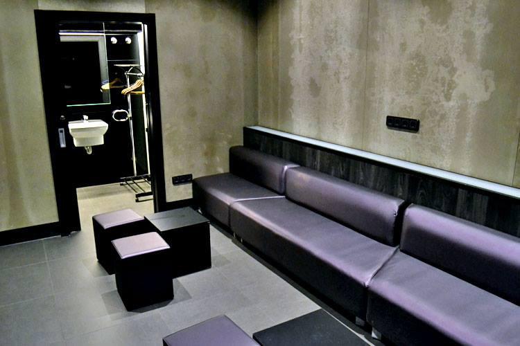 ZONA VIP KUBIK - CAMERINO