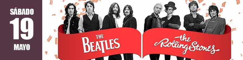 El Concierto del Siglo, Abbey Road + Smoking Stones