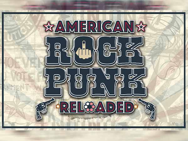 American Rock Punk Reloaded - Sala Kubik