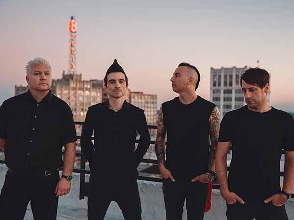 Anti-Flag - Kubik Vitoria